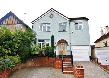 Thumbnail 4 bed detached house for sale in High Beech Road, Loughton