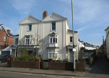 Thumbnail 1 bed flat to rent in Old Tiverton Road, Exeter, Devon
