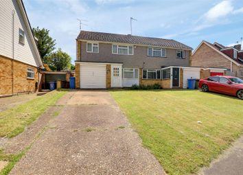 Thumbnail Semi-detached house for sale in Grove Park Avenue, Sittingbourne