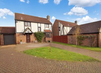 Thumbnail 4 bed detached house for sale in The Glades, Hemel Hempstead