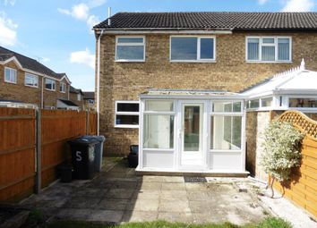 Thumbnail 3 bed end terrace house to rent in Hawthorne Grove, Carterton, Oxon