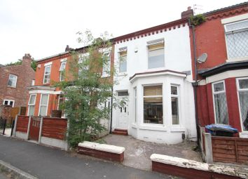 Thumbnail 2 bed terraced house for sale in Richmond Avenue, Urmston, Manchester