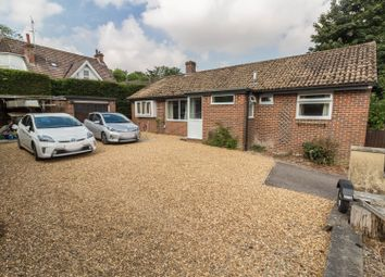 Thumbnail 3 bed detached bungalow for sale in Winterslow Road, Salisbury