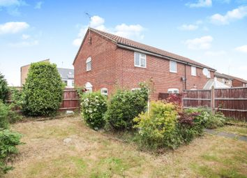 Thumbnail 2 bed semi-detached house for sale in Bunting Road, Luton