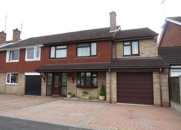 Thumbnail 4 bed semi-detached house for sale in Beechfield Drive, Kidderminster