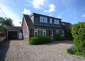 4 bed semi-detached bungalow for sale in North Croft, East Hagbourne, Didcot OX11