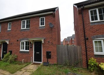Thumbnail 2 bed semi-detached house for sale in Newstead Road, Annesley, Nottingham