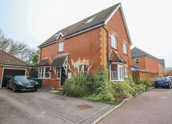 Thumbnail 6 bed detached house for sale in Chelsea Gardens, Church Langley, Harlow, Essex