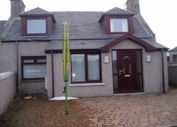 Thumbnail 2 bed semi-detached house to rent in Constitution Street, Inverurie