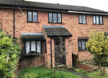 Thumbnail 3 bed terraced house for sale in Jasmine Close, Thetford