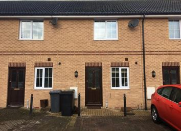 Thumbnail 2 bed terraced house to rent in Prince Of Wales Close, Arlesey
