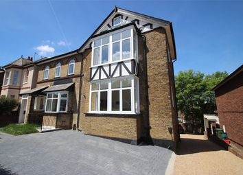 Thumbnail 1 bed flat to rent in Chalk Hill, Bushey, Hertfordshire