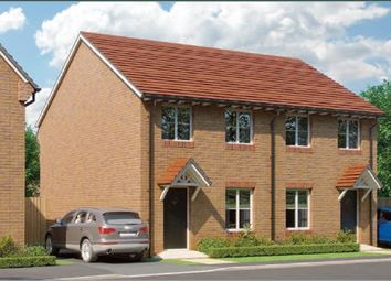 Thumbnail 3 bed semi-detached house for sale in 1B Cow Slip Gate, Great Western Park, Didcot, Oxfordshire