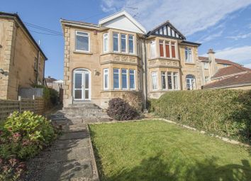 Thumbnail 4 bed semi-detached house for sale in St. Ladoc Road, Keynsham, Bristol