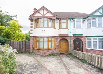 Thumbnail 3 bed semi-detached house for sale in Highfield Close, Kingsbury