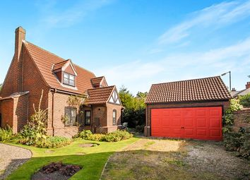 Thumbnail 3 bed detached house for sale in The Paddock, Strensall, York