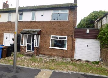 Thumbnail 3 bed semi-detached house for sale in Brookfield Avenue, Offerton, Stockport