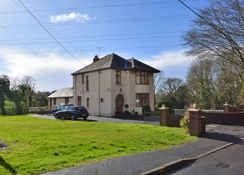 Thumbnail 3 bed detached house for sale in Heol Morlais, Llanelli