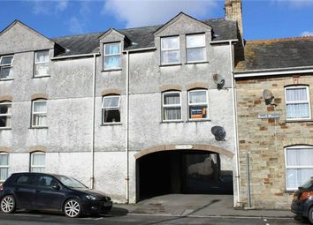 Thumbnail 1 bed flat to rent in Higher Bore Street, Bodmin, Cornwall