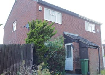 Thumbnail 2 bedroom semi-detached house for sale in Repton Close, Luton, Bedfordshire