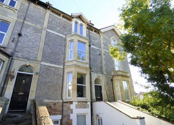 Thumbnail 2 bed flat for sale in Coombe Road, Weston-Super-Mare