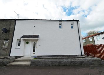 Thumbnail 3 bed end terrace house for sale in Glenfruin Road, Blantyre, Glasgow