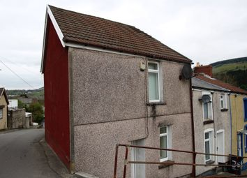 Thumbnail 1 bed end terrace house for sale in Mount Pleasant Place, Mountain Ash