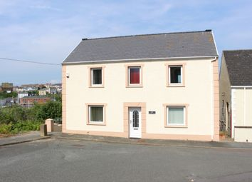 Thumbnail 4 bed town house for sale in Chapel Street, Hakin, Milford Haven