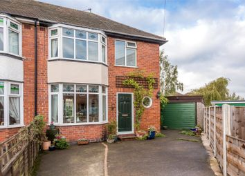 Thumbnail 3 bedroom semi-detached house for sale in Linden Grove, York, North Yorkshire