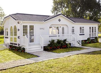 Thumbnail 2 bed bungalow for sale in Port Werburgh, Vicarage Lane, Hoo, Rochester