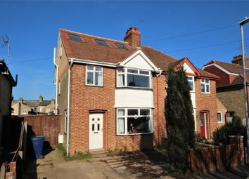Thumbnail 5 bed semi-detached house for sale in Greville Road, Cambridge