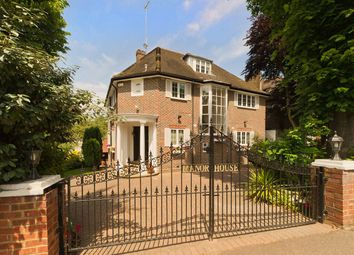Thumbnail 6 bed detached house for sale in West Heath Close, Hampstead, London