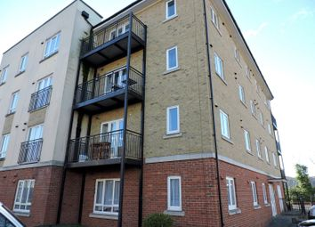 Thumbnail 1 bedroom flat to rent in Tadros Court, High Wycombe