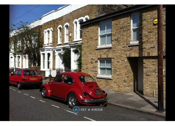 Thumbnail 1 bed terraced house to rent in Alloway Road, London