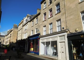 Thumbnail 1 bed flat to rent in Margarets Buildings, Bath