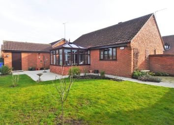 Thumbnail 2 bed detached bungalow for sale in Ingswood Court, Howden, Goole