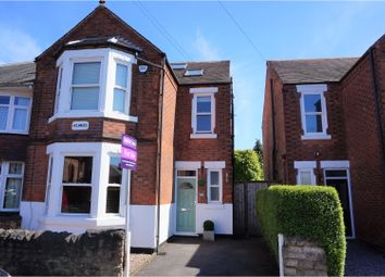 Thumbnail 4 bed semi-detached house for sale in Florence Road, Mapperley