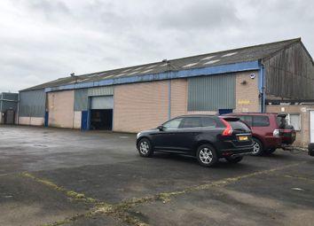Thumbnail Industrial to let in Newtown Industrial Estate, Caxton Road, Workshop & Yard, Carlisle