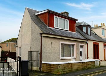 Thumbnail 2 bed end terrace house for sale in Lochryan Street, Stranraer, Dumfries And Galloway