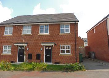 Thumbnail 3 bed semi-detached house for sale in Brett Street, Birkenhead