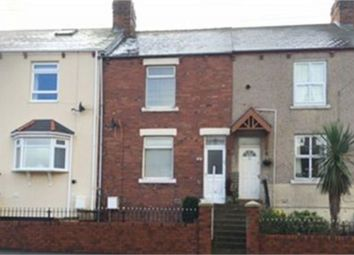 Thumbnail 3 bed terraced house to rent in Station Road, Easington Colliery, Peterlee, Durham