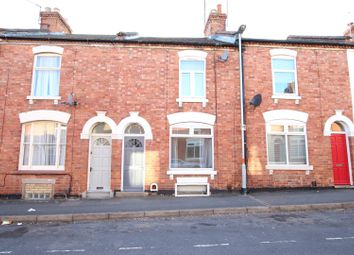 Thumbnail 5 bed terraced house to rent in Queens Road, Northampton