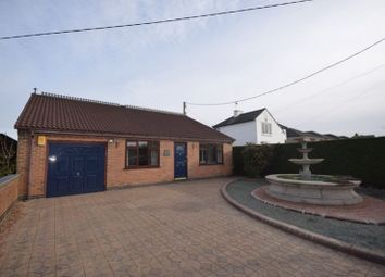 Thumbnail 2 bed detached bungalow to rent in Willington Road, Findern, Derby, Derbyshire
