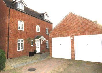 Thumbnail 4 bedroom detached house for sale in Mendip Way, Stevenage