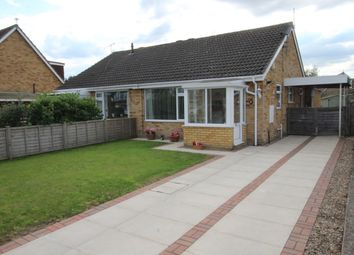 Thumbnail 3 bed bungalow for sale in Windsor Drive, Wigginton, York