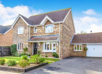 Thumbnail 4 bed detached house for sale in Ferriman Road, Spaldwick, Huntingdon, Cambridgeshire