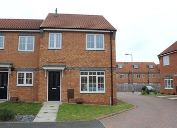 Thumbnail 2 bed terraced house for sale in Dahlia Place, College Gardens, Billingham