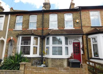 Thumbnail 3 bed terraced house to rent in Vicarage Road, Waddon, Croydon