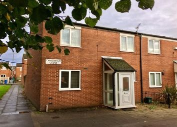 Thumbnail 3 bed property to rent in Chadwick Close, Manchester