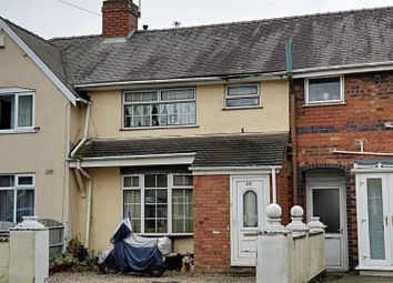 Thumbnail 3 bed terraced house for sale in Green Lane, Leamore, Walsall